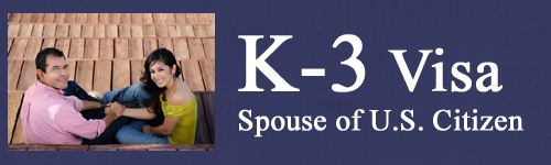 K-3 Visa Lawyer, K-3 Spouse Visa Lawyer